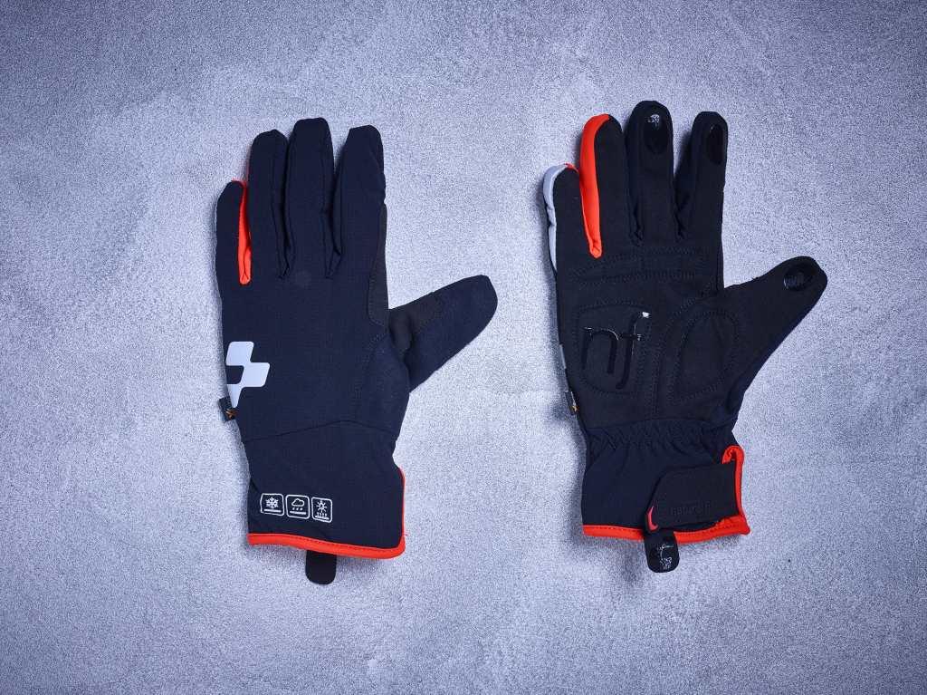 CUBE Natural Fit Handschuhe X Shell Langfinger #11962