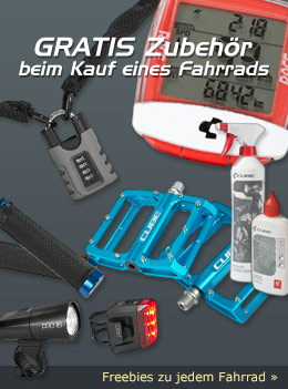 Artikel for free Aktion von laface-bikes.de
