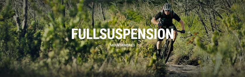 CUBE MTB Fullsuspension
