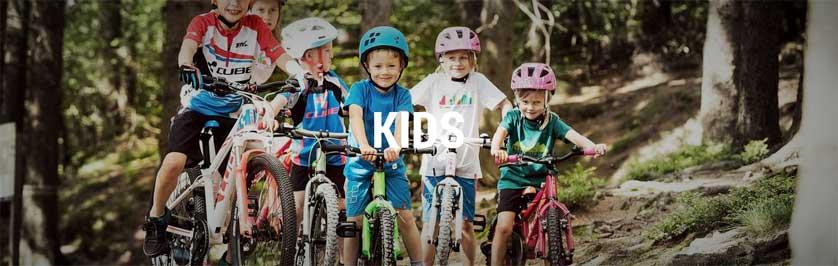 CUBE KIDS Kinderräder