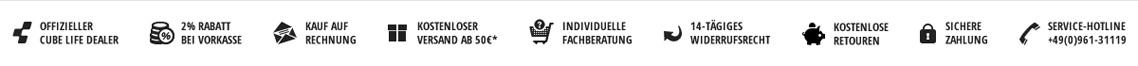 Der Online Shop für CUBE Fahrräder - cube-store-weiden.de