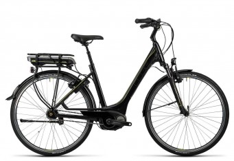 CUBE Travel Hybrid RT 400 2016 - City E-Bike